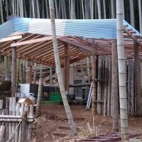 竹林炊事場